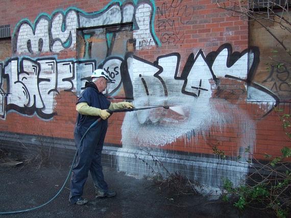 Graffiti valymo paslaugos