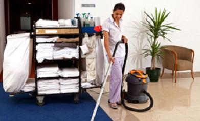 Viešbučių valymo paslaugos